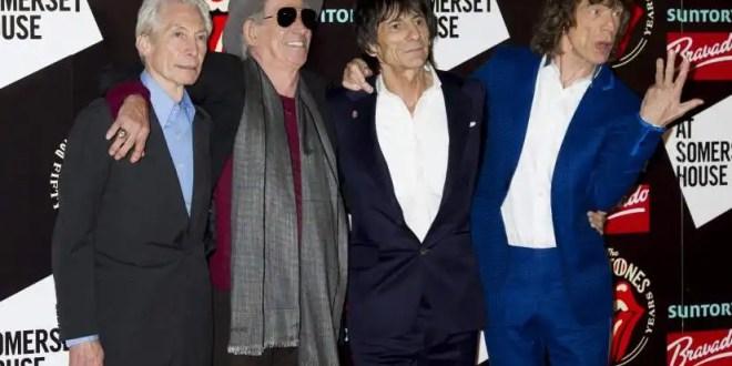 Los Rolling Stones nuevamente en Tour