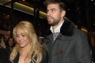 Shakira mustra su pancita en TV y confirma que su bebé es un niño - Vídeo