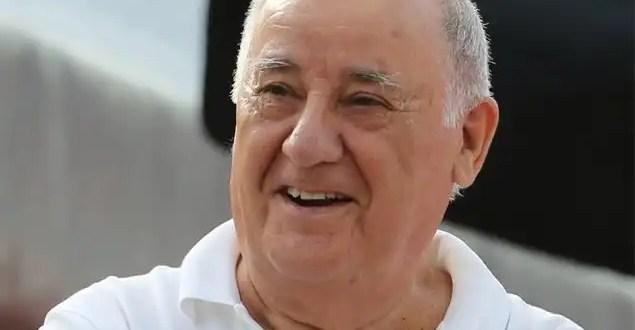 La biografía no autorizada de Amancio Ortega