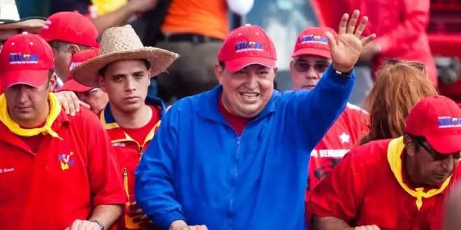 Hugo Chávez tiene su telenovela 'socialista'