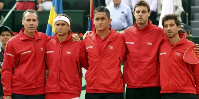 Rafa Nadal no jugará la final de la Copa Davis