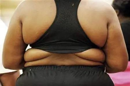 Las mujeres tienen más tendencia a la obesidad