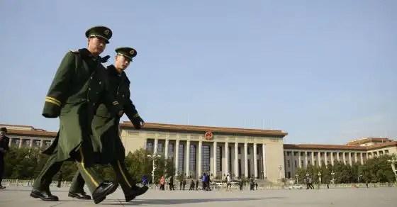Paranoia en Pekín por el congreso comunista