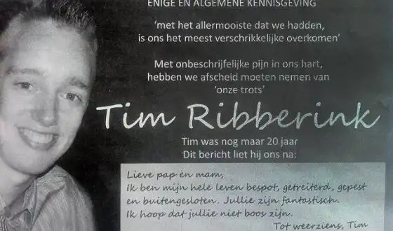 Bullying: Otro suicidio de un joven en Holanda
