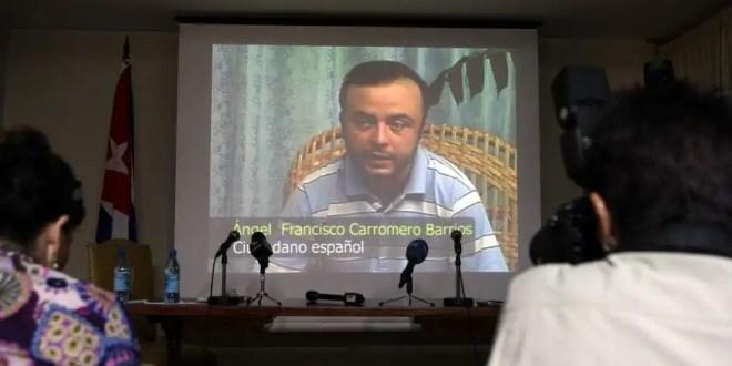 Ángel Carromero regresa a España para cumplir su condena