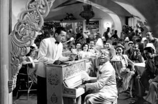 Leonardo DiCaprio compró el piano de 'Casablanca' en una subasta
