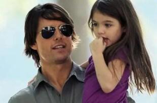 El increíble regalo de Navidad de Tom Cruise a su hija Suri