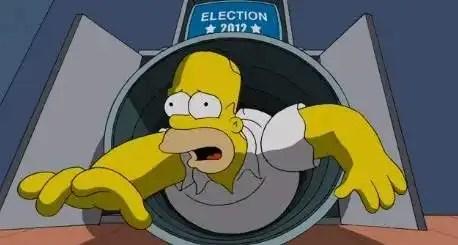 Insólito: Multan a una televisión turca por 'Los Simpson'