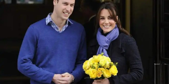 Kate Middleton abandona el hospital