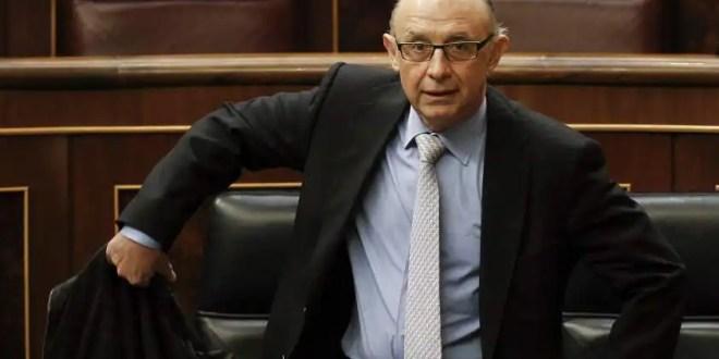 El Congreso aprueba los Presupuestos Generales del Estado para 2013