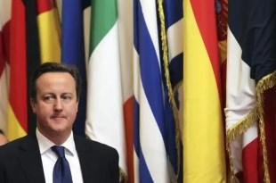 Cameron promete referendum sobre si el Reino Unido se quedará o no en la UE