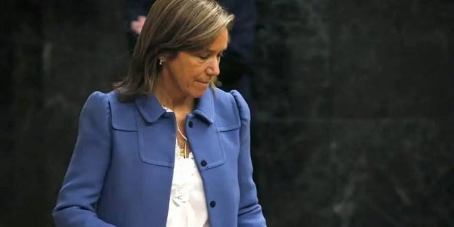 Ana Mato dice que no dimitirá