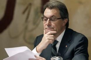 Conoce la declaración de bienes y los datos fiscales de Artur Mas
