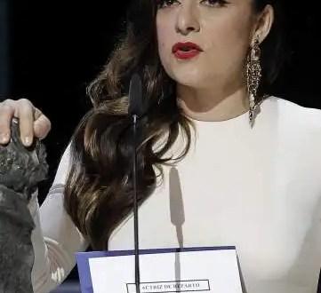 Conoce la polémica por las tarjetas en los Goya - Ganadores y perdedores