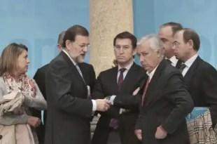 El PP se indigna con la 'deslealtad' de Aguirre