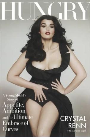Incluso escribió un libro: 'Hungry: La historia de una modelo con apetito, ambición y aceptación de las curvas' sobre su experiencia como modelo y los desórdenes alimenticios.