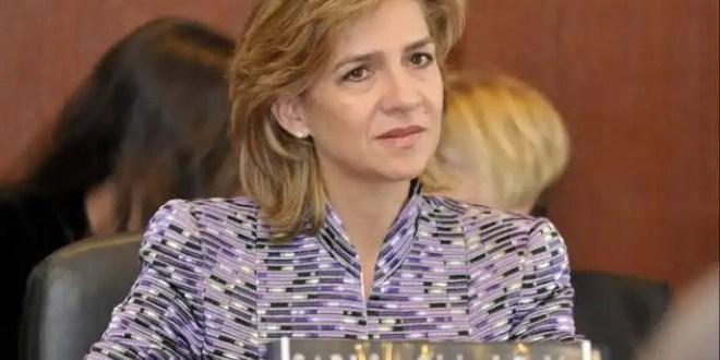 La Casa Real presiona a la infanta Cristina para que se divorcie?