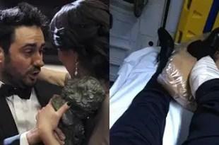 Por qué J.A. Bayona terminó la noche de los Goya en el hospital?