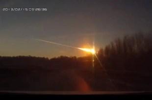 Cae un meteorito en Rusia y deja 950 heridos - Vídeos