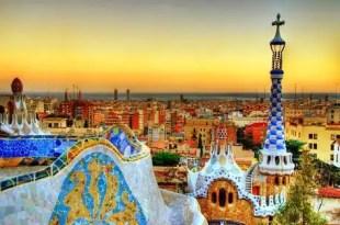 Comenzarán a cobrar entrada al Park Güell de Gaudí, Patrimonio de la Humanidad