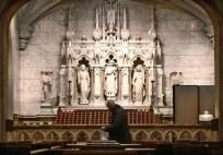 Insólito: Cae rayo en la cúpula de San Pedro el mismo día que el Papa dimite - Fotos