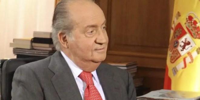 El rey Juan Carlos empeora de una antigua hernia discal