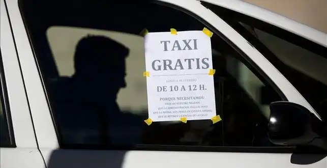 Taxis gratis en Valencia - Descubre por qué?