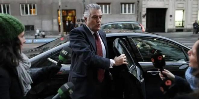 Bárcenas pide indemnización de 905.000 euros al PP