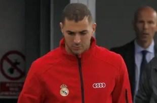 Multa de 18.000 euros a Karim Benzema y ocho meses sin carné