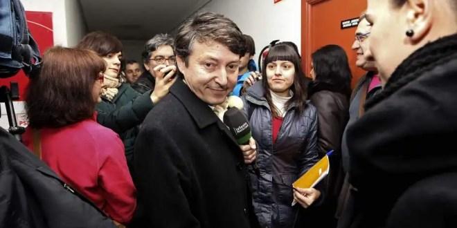 Folgueral abandona el PSOE y se mantiene como alcalde de Ponferrada