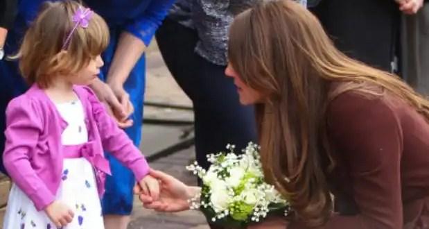 A Kate Middleton se le 'escapa' el sexo de su bebé - Descúbrelo