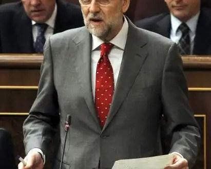 Rajoy dice que en 2013 cambiará las previsiones económicas de España