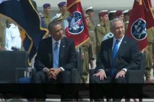 Obama refuerza su alianza con Israel
