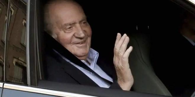 El rey Juan Carlos abandona la UCI y su evolución es favorable