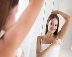 Conoce los peligros de usar desodorante