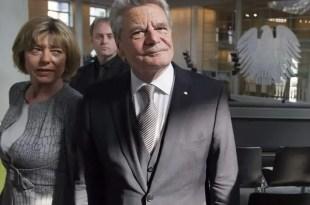 Detonan carta con explosivo dirigida al presidente aleman