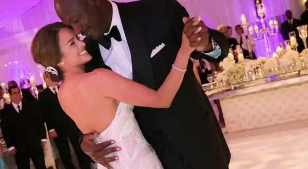 Michael Jordan se caso con la ex de Julio Iglesias Jr