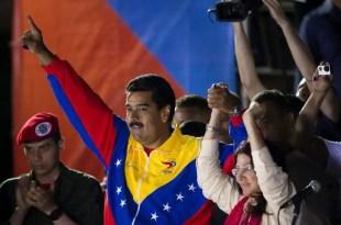 Nicolas Maduro vence por la minima y Henrique Capriles