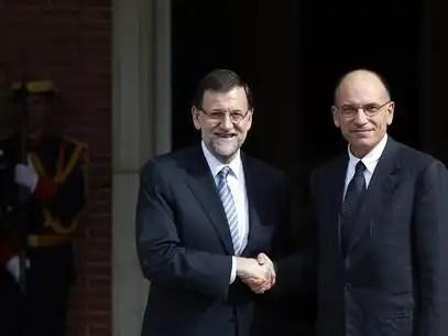 España e Italia aliados para impulsar la union bancaria y el empleo juvenil