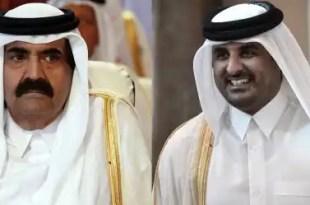 El emir de Catar abdica en su hijo Tamim
