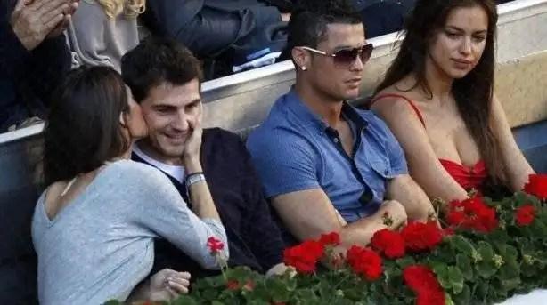 Sara Carbonero e Iker Casillas embarazados