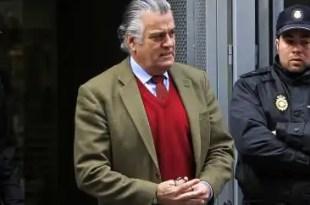 Bárcenas se mantiene en prisión por riesgo de fuga