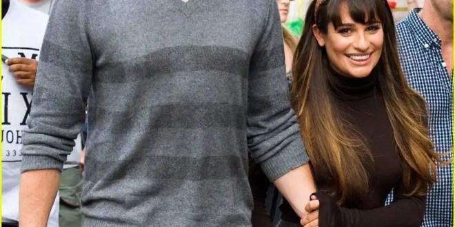 La actriz Lea Michele devastada y desconsolada por la muerte de su novio