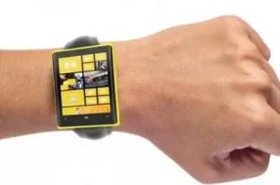 El reloj inteligente de aluminio translucido de Microsoft - Fotos