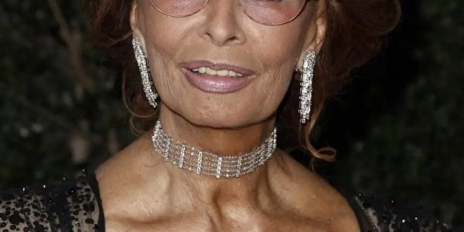 Sofía Loren vuelve al cine a sus 79 años