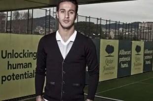Pep Guardiola se lleva a Thiago Alcántara al Bayern Múnich