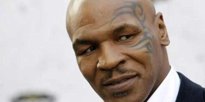 Mike Tyson está al borde de la muerte por culpa del alcoholismo