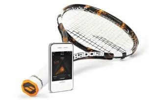 Babolat: La raqueta inteligente - Fotos y Vídeo