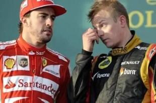 Räikkönen sería el nuevo compañero de Alonso