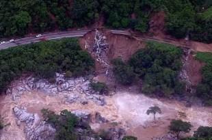 97 muertos en México tras las lluvias